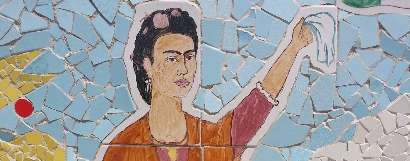Paintings in Film   Biopics of Eight Women Painters   Frida Kahlo
