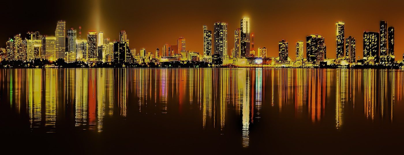 Paintings in Film   TV   Picture of Florida/Miami